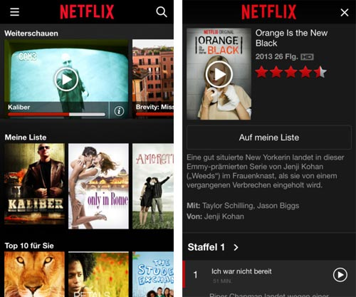 how to offline download netflix on mac