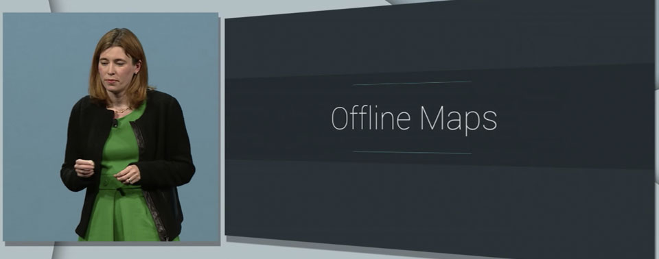 googles offline karten werden intelligenter iphone. Black Bedroom Furniture Sets. Home Design Ideas