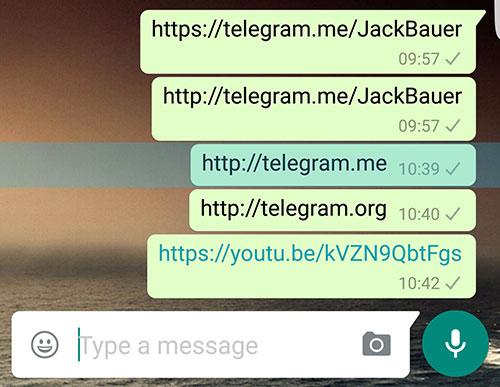 Wenn man jemanden in whatsapp blockiert