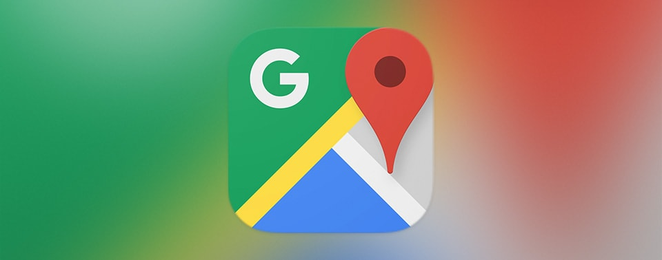 how to add a stop on google maps on iphone