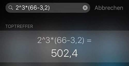 mathe aufgabe lösen
