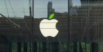 apple-logo-gruen