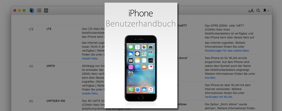 ios 9 3 apple aktualisiert benutzerhandbuch iphone. Black Bedroom Furniture Sets. Home Design Ideas