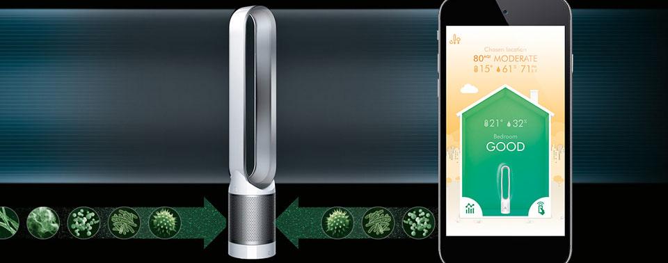 dyson stellt neuen luftreiniger mit iphone steuerung vor iphone. Black Bedroom Furniture Sets. Home Design Ideas