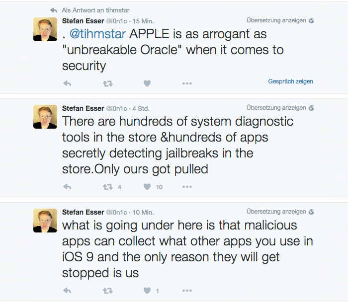 Apple Arrogant