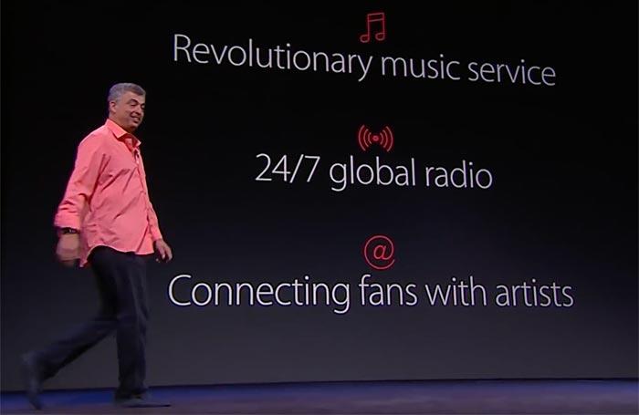 Apple Music Vorstellung