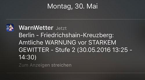 Berlin Warn