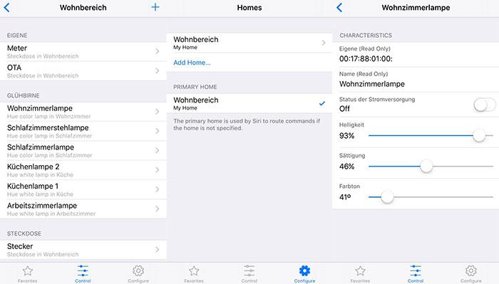 Homekit Katalog App Apple
