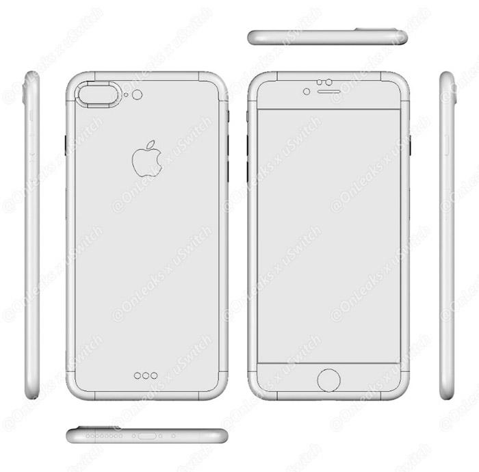 Iphone 7 Plus Cad