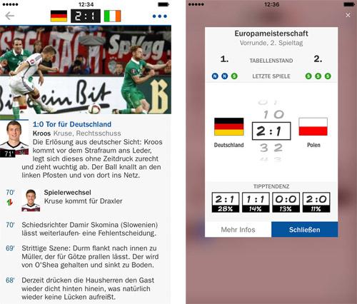 Kicker Fussball App Iphone