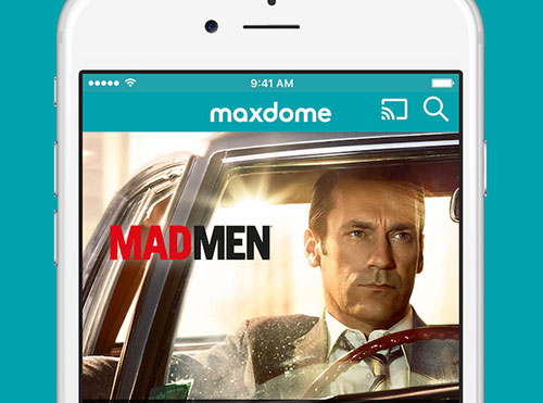 Maxdome Iphone App