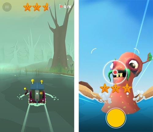 Sea Hero Quest Spiel