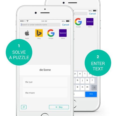 Semper Lernen Per App