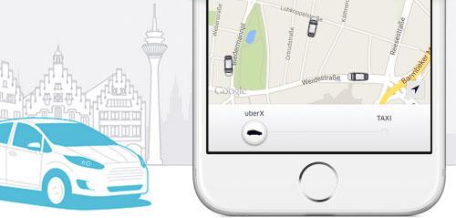 Uber X Berlin