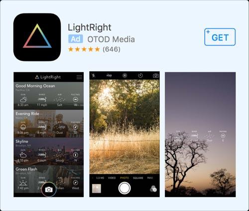 Apple App Store Werbebanner