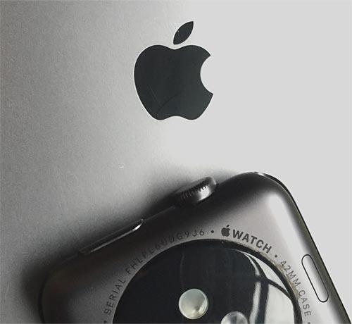 Apple Spaegrau