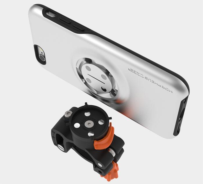 M4 Fahrradhalterung Iphone 6