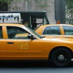 New York Taxi Header