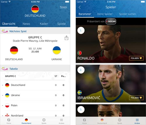 Uefa Em App