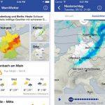 Warnwetter App Dwd