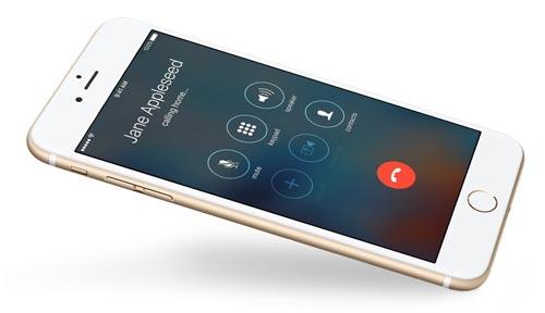 Wlan Calling Iphone 500