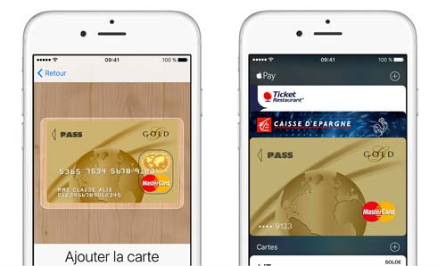 Apple Pay Frankreich