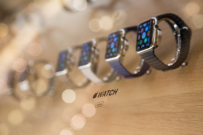 Apple Watch Im Apple Store