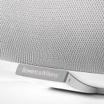 Bowers Wilkins Zeppelin Weiss