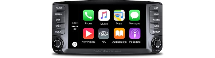Cia Carplay Uvo