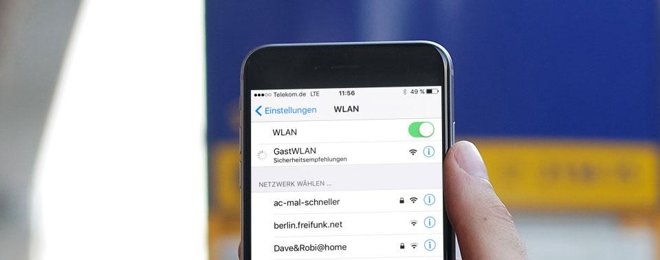 Wlan Tester App Iphone