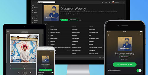 Spotify 500