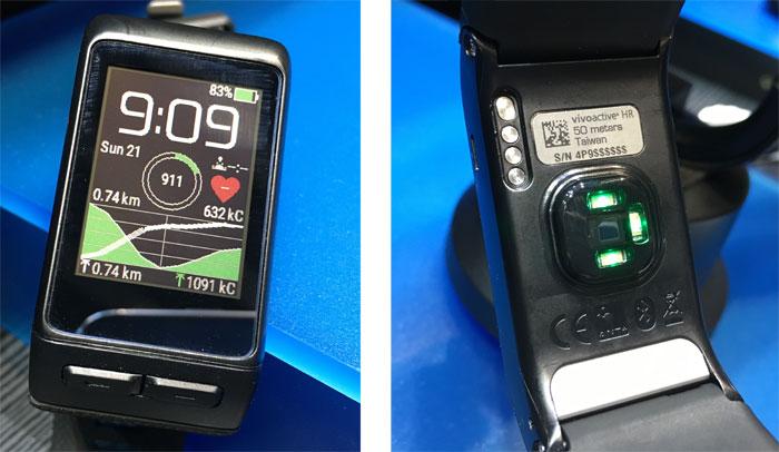 garmin vivoactive hr neue sport smartwatch mit. Black Bedroom Furniture Sets. Home Design Ideas