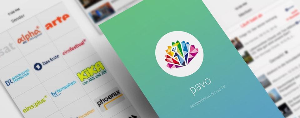 Geheimtipp Pavo: Update für die Live-TV-App ohne Account-Zwang