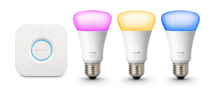 Philips Hue White Color Ambiance Starterkit