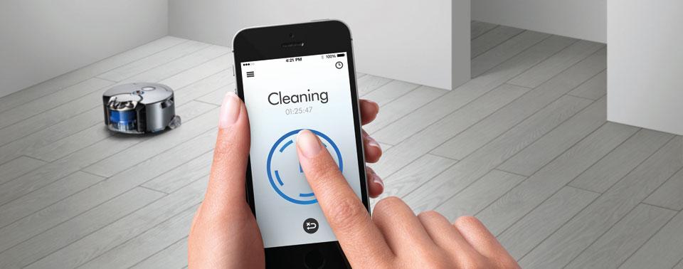 dyson 360 eye saugroboter mit iphone steuerung kommt nach deutschland iphone. Black Bedroom Furniture Sets. Home Design Ideas