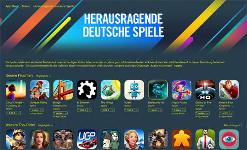 deutsche spieleentwickler liste