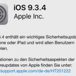 Ios 934 Update