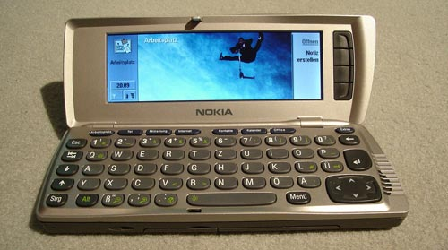 Nokia Communicator 9210