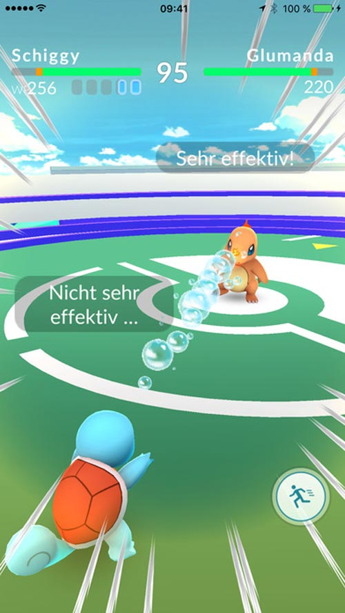 Kampf Pokemon