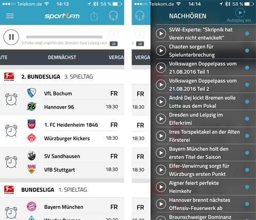 Sport1 Fm Iphone App