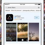 Werbung App Store