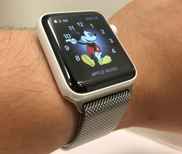 Apple Watch Keramik