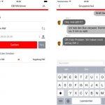 Db Mitfahrer App Screens