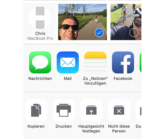 Fotos App Ios 10 Person Entfernen