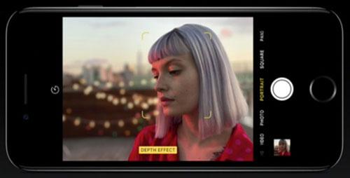 Iphone 7 Plus Tiefenschaerfe Kamera