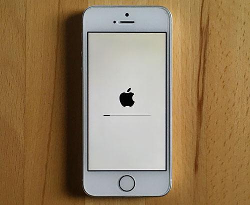 Iphone Update Bildschirm 500