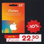 Itunes Karten Netto