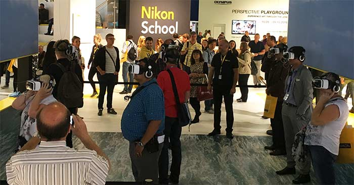 Nikon Keymission Photokina