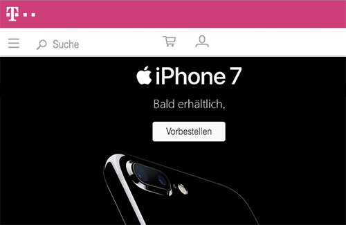 Preorder Telekom