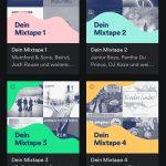 Spotify Dein Mixtape